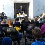 Erntedank-Feier in Ellenberg
